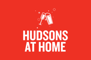 Hudsons at home NYE drink kits